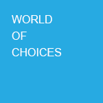 Junior achievment world of choices career forum for high school students